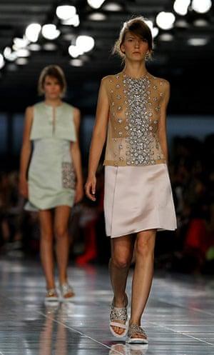 London Fashion Week: Christopher Kane Spring/Summer 2012 London Fashion Week