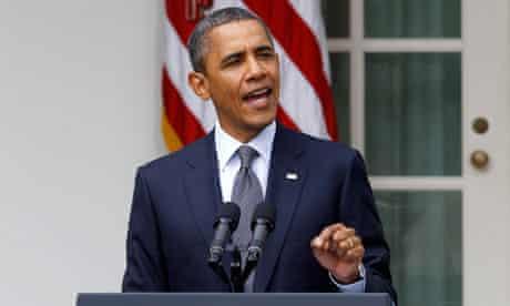 Barack Obama delivers his reduction plan