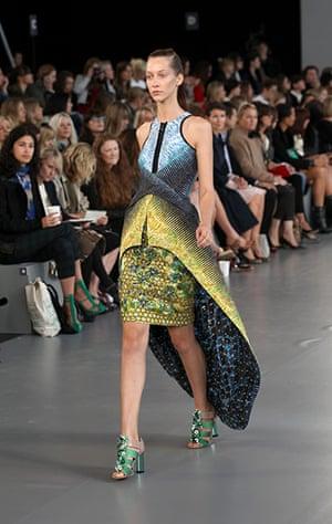 London Fashion Week: Peter Pilotto Spring/Summer 2012