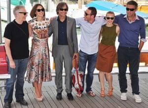 "Venice: Dangerous Method: ""A Dangerous Method"" Photocall - 68th Venice Film Festival"