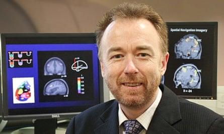 Psychologist Dr Adrian Owen
