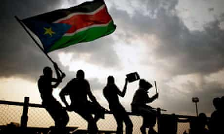 Southern Sudan Independence Soccer Match