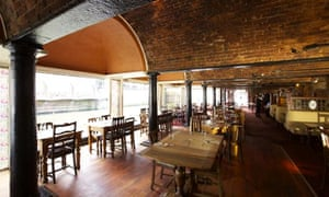 Restaurants: The Mark Addy, Salford