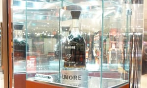 The world's most expensive whisky: a bottle of Dalmore 62