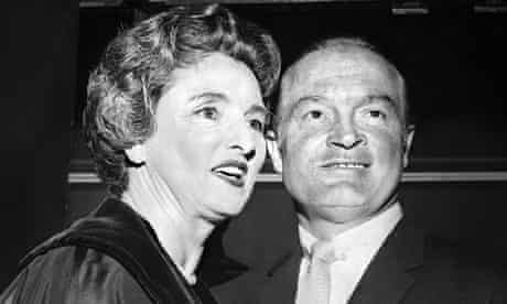 Dolores Hope and Bob Hope in 1950