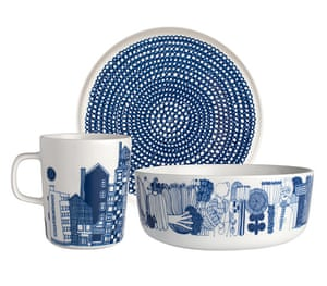 Marimekko 10 best: Marimekko dinnerware
