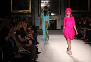 London fashion week: Roksanda Ilincic Spring/Summer 2012