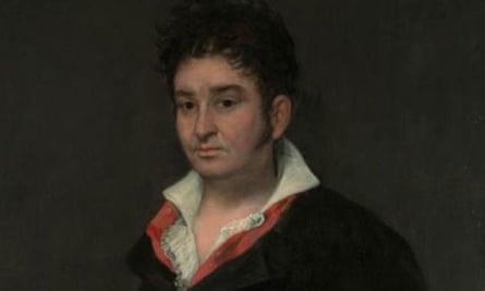 Goya's portrait of Don Ramón Satué