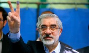 Mir Hossein Mousavi Marquez