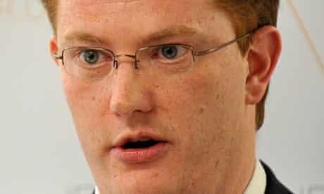 Danny Alexander says the government will stick to its deficit reduction plan