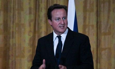 David Cameron UN speech