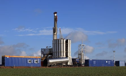 Blackpool's Shale Gas Drilling Begins
