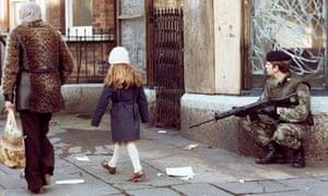 1978 Belfast streets