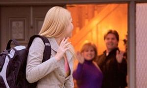 daughter leaving parental home