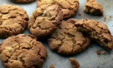 Dan Lepard's tamarind spice biscuits