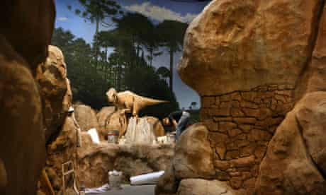 The Creation Museum - Natural History Defined By Creationists