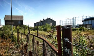 Brownfield site in Kent