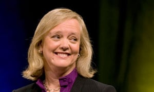 Meg Whitman, the new Hewlett-Packard chief executive
