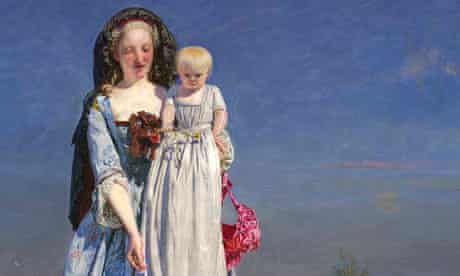 Ford Madox Brown Pre Raphaelite Radical Who Shocked The Victorians Art The Guardian
