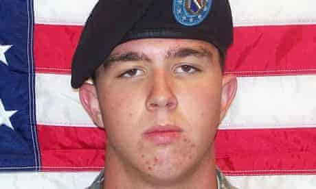 Andrew Holmes, US soldier