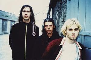 Nirvana in Belfast