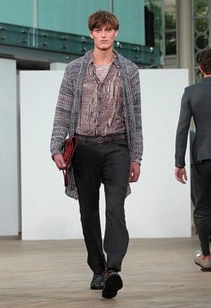 Paisley gallery: TOPMAN Design: London Fashion Week S/S 2012 - Runway