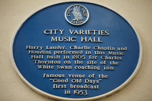 Theatre: The newly restored City Varieties music hall in Leeds