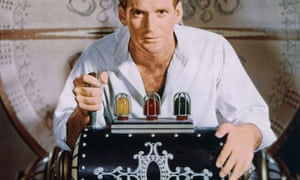 Rod Taylor in The Time Machine, 1960