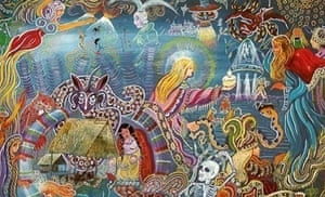Seeing with eyes wide shut: Ayahuasca inner visions | Mo