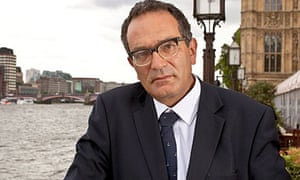 Lord Glasman, photographed at the terrace at the Houses of Parliament