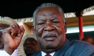 Michael Sata new Zambia president
