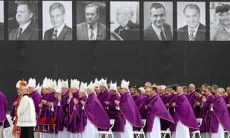 Catholic priests poland