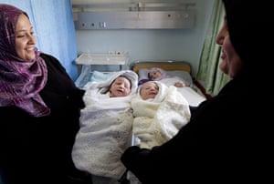 Palestinian Lives: The Al Awda Hospital in Jabalia Refugee Camp