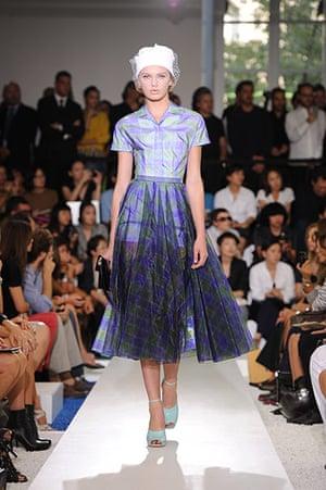 Milan Fashion week: Jil Sander Spring/Summer 2012 women's collection