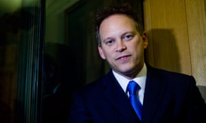 Grant Shapps, the housing minister