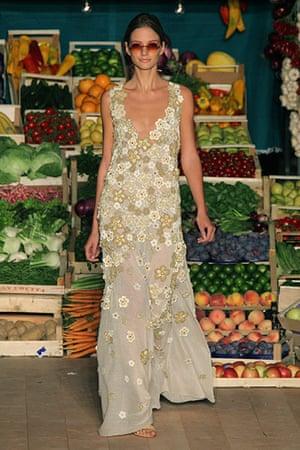 Milan Fashion week: Moschino Cheap & Chic Spring Summer 2012 fashion show