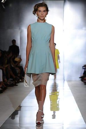 Milan Fashion week: Marni Spring-Summer 2012 ready-to-wear collection