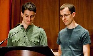 Joshua Fattal and Shane Bauer