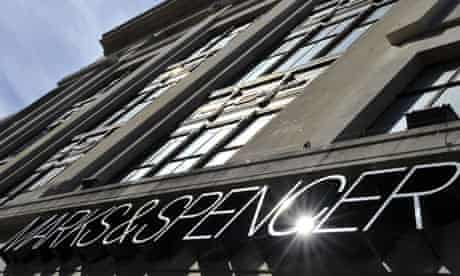 Marks & Spencer is facing a fine after failing to ensure asbestos safety requirements were met