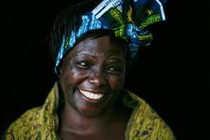 Wangari Maathai: The Guardian Hay festival 2007