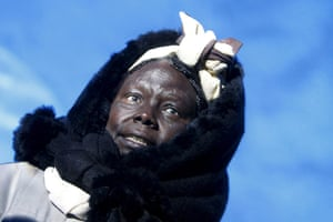 Wangari Maathai:  Svalbard Global Seed Vault