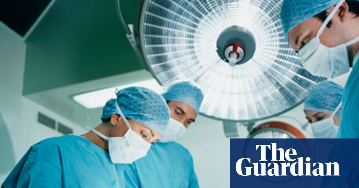 Music for surgery   Life and style   The Guardian