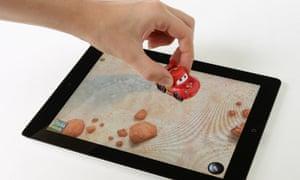Disney Cars iPad apps AppMates