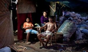 indonesia rubbish dump