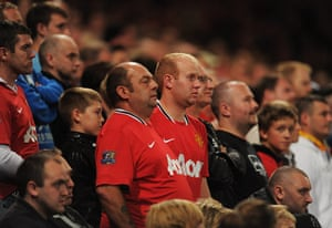 Champions League Tuesday: Pensive Manchester United fans against Basel
