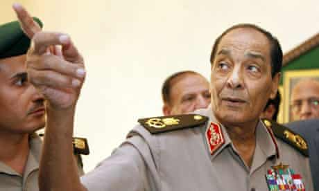 Field Marshal Hussein Tantawi