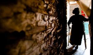 Generose - a survivor of rape in Congo