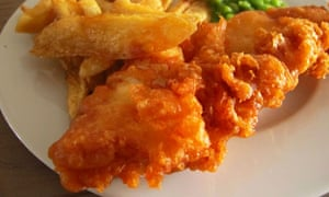 Felicity's perfect battered fish