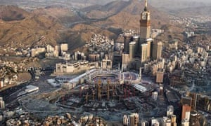 Mecca expansion programme is a duty, says king of Saudi