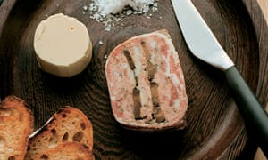 Rabbit And Pickled Walnut Terrine Recipe Life And Style